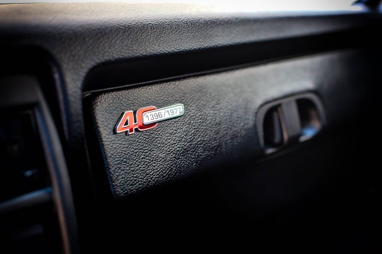 Turbolada Lada Niva 4x4 40 Anniversary LOGO