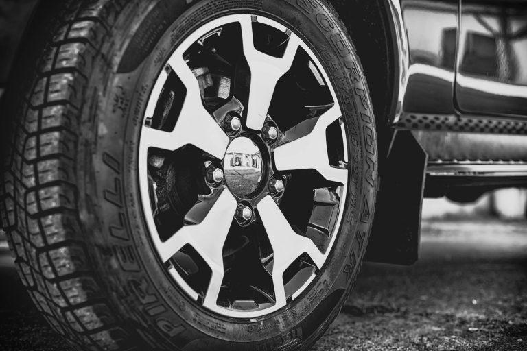 Turbolada Lada Niva 4x4 40 Anniversary Felgen